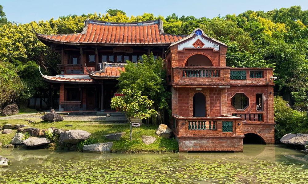 Read more about the article 【台北景點】林安泰古厝|免費參觀超美的百年閩式建築