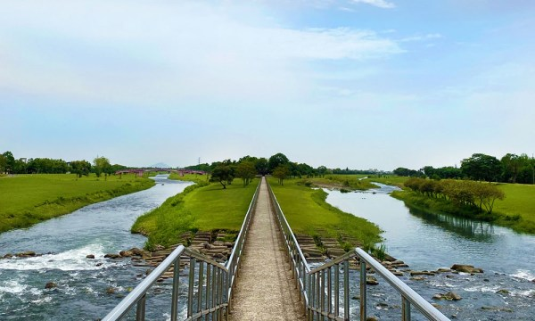安農溪 分洪堰