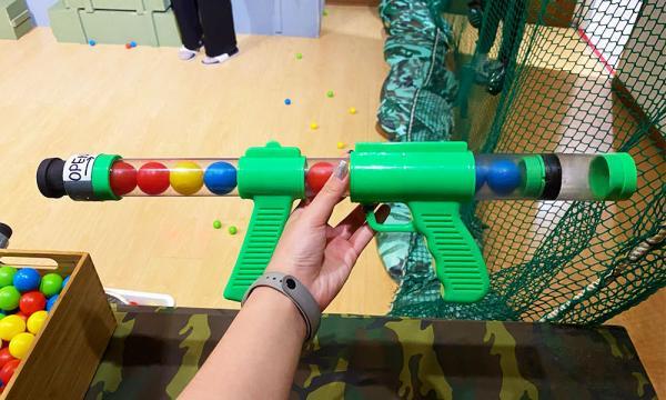 空氣動力槍