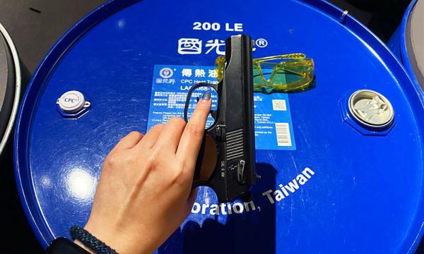 手槍射擊訓練