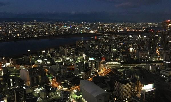 梅田展望台 夜景