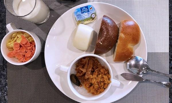 翠安儂風旅早餐心得