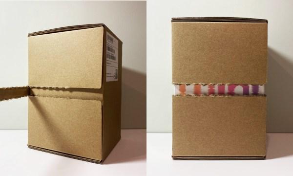 HomePod mini的外盒