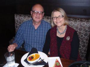 David & Carol Anniversary