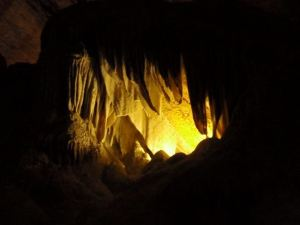 "Carlsbad Caverns - ""Curtains"""