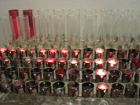 candles lots