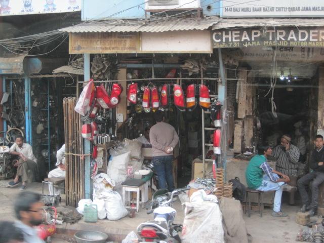Del auto chop shop