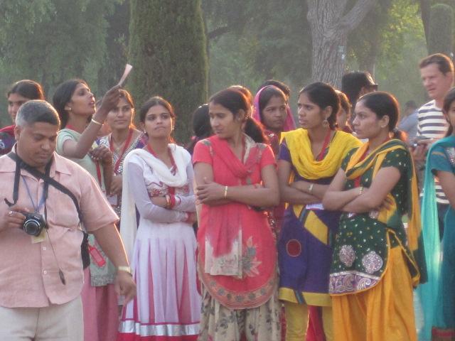 color women taj