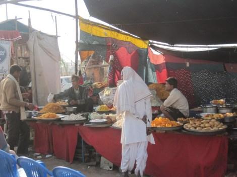 vendors food