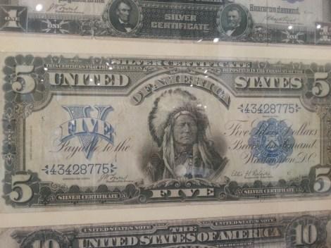Money w indian