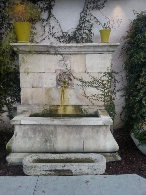 Fountain saratoga