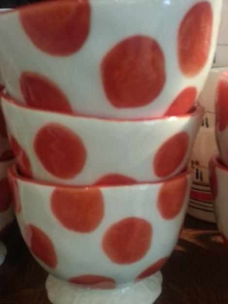 dots bowls