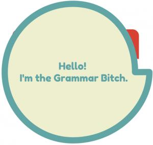I'm GrammarBitch