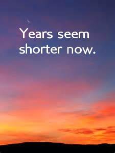 Short years