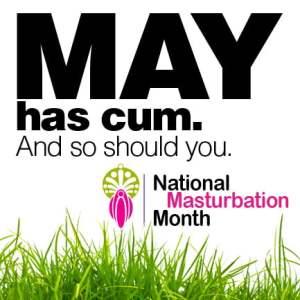 National-Masturbation-Month