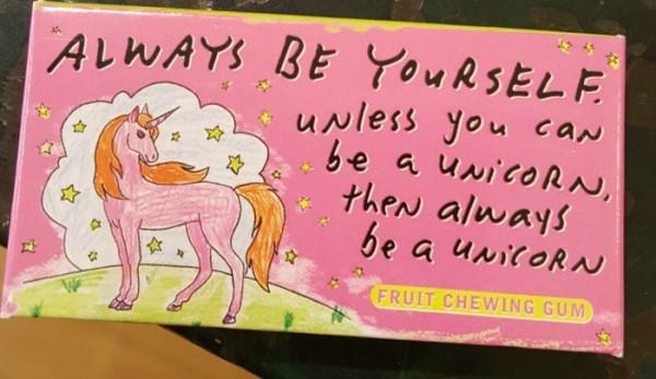be unicorn
