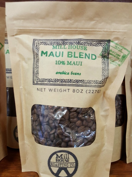 Maui blend coffee 1