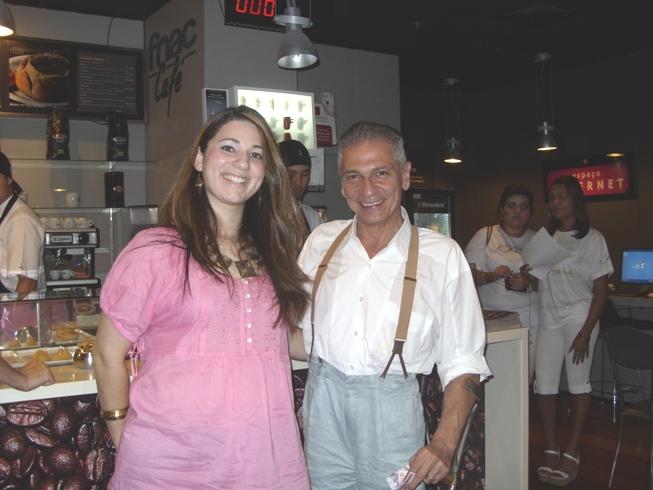 Carol e Angelo Vanhoni