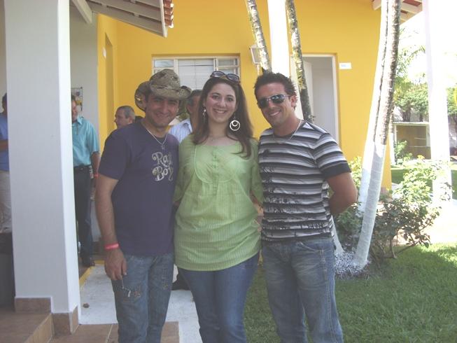 William, Carol e Renan