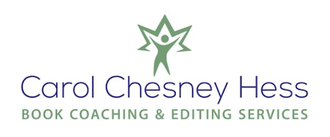 Carol Chesney Hess - book consulting, book coaching, and editing services,