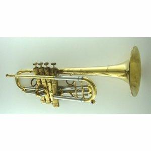 CarolBrass CTR-9990H4V-RLM(D) Quarter-Tone Trumpet