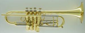 CarolBrass CTR-5200H-YSS(D) Quarter-Tone Trumpet