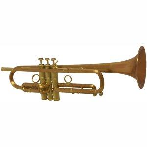 CarolBrass-CTR-4440L-PLM Bb Trumpet