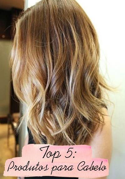 produtos cabelo