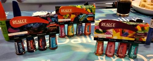 Novos esmaltes, em parceria com a Realce - Dailus