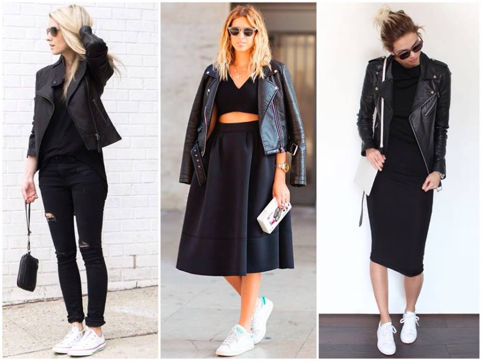 tenis-branco-look-black