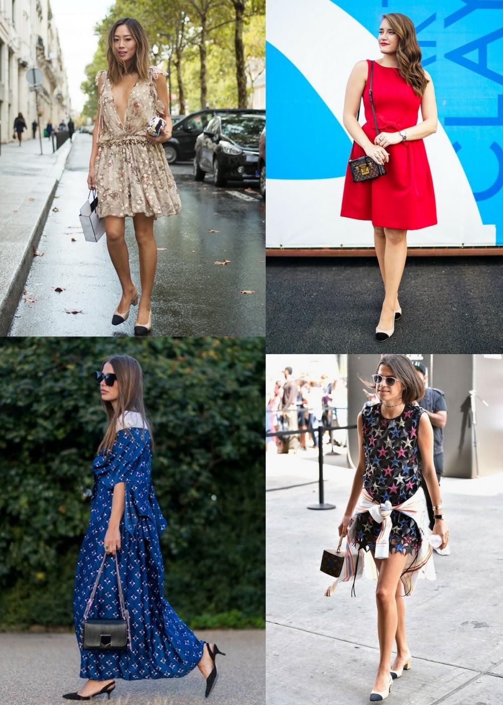 Tendência: Slingback, como usar com vestido e onde comprar - Carol Doria