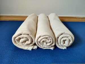 3 blankets for everyday practice