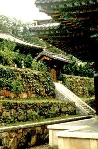 Korea/Bulguksa/stairway/CarolDussere