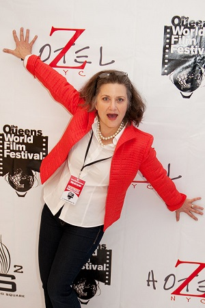 Katha Cato, Executive Director - Queens World Film Festival