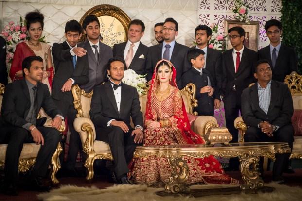 Shakib Al Hasan, Bangladesch's bester Cricketspieler, und seine Frau Umme Ahmed Shishir feiern das 1-jährige Hochzeitsjubiläum