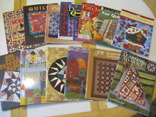 Quilt books