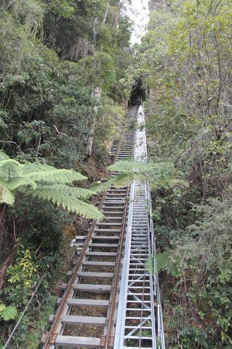 The steepest railway in the world...apparently?