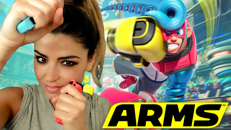 ARMS : Le jeu le plus fun sur Nintendo Switch ?