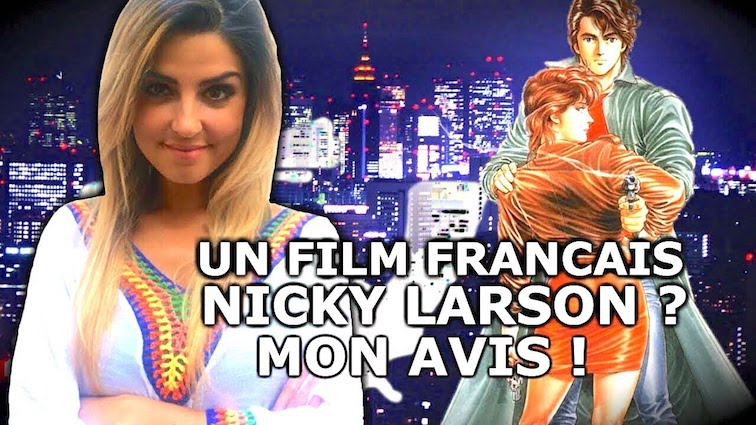NICKY LARSON, UN FILM FRANCAIS ? MA REACTION !