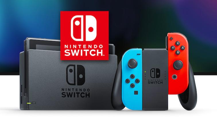 Switch : Offrez-vous la console pour 129,99 € !