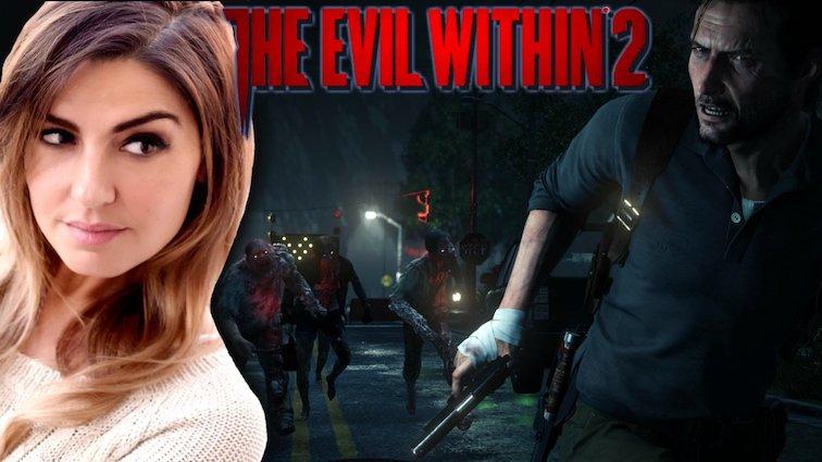 THE EVIL WITHIN 2 : Entre The Last of Us, Resident Evil 4 et Silent Hill ? MON TEST !