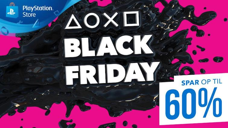 PlayStation Store : Toutes les promotions du Black Friday !