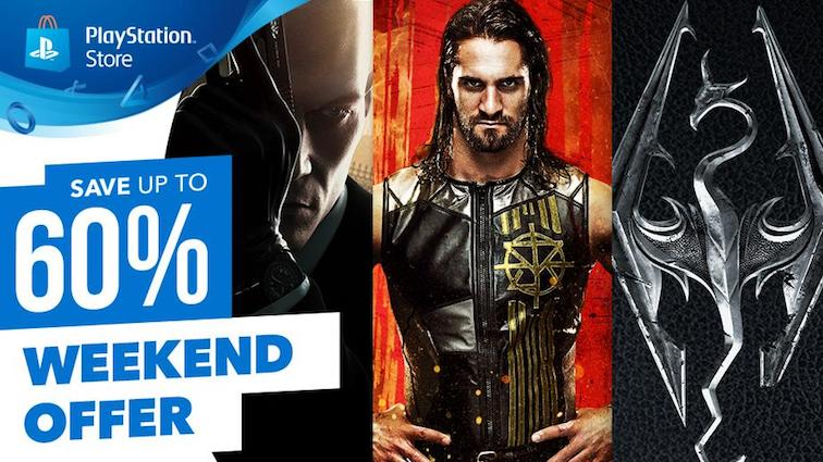 PlayStation Store : les promotions du week-end
