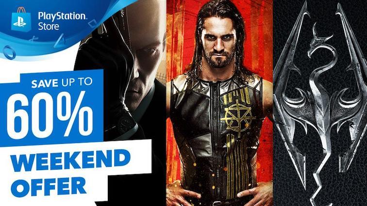 PlayStation Store : les promotions du week-end