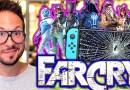 La Nintendo Switch trop fragile ? Fortnite Saison 7, un nouveau FarCry, Kojima absent…