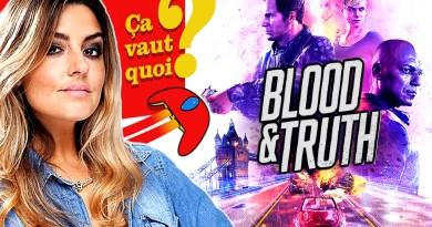 Blood & Truth, un James Bond VR banal ou époustouflant ? Mon TEST
