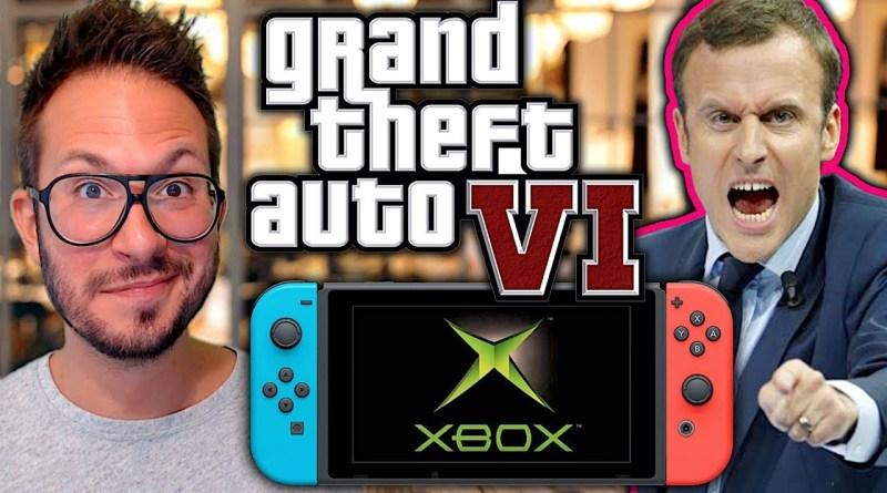 GTA 6 ou Bully 2 en approche ? Jouez à Halo sur Switch ! La République En Marche sort un jeu vidéo