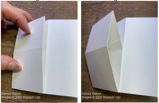 Pop Up Cube Card
