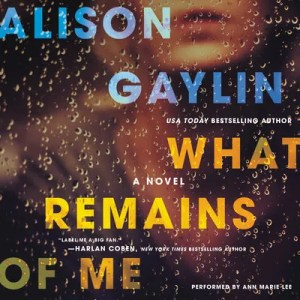 Review – What Remains of Me by Alison Gaylin