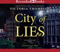 Review – City of Lies by Victoria Thompson